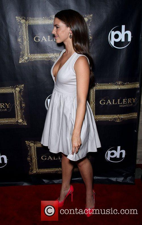 Jessica Lowndes and Planet Hollywood 12