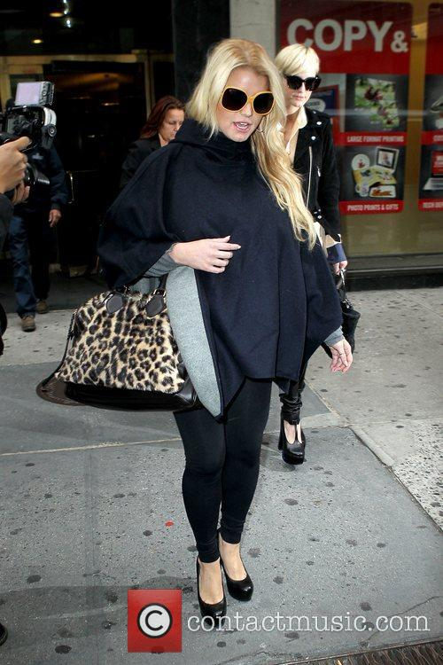 Jessica Simpson and Ashlee Simpson 4