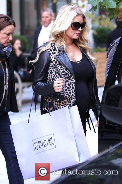 Jessica Simpson and Manhattan Hotel 24