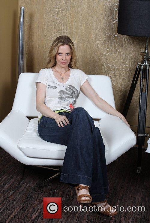 Kristin Bauer  'True Blood' Kristin Bauer visits...