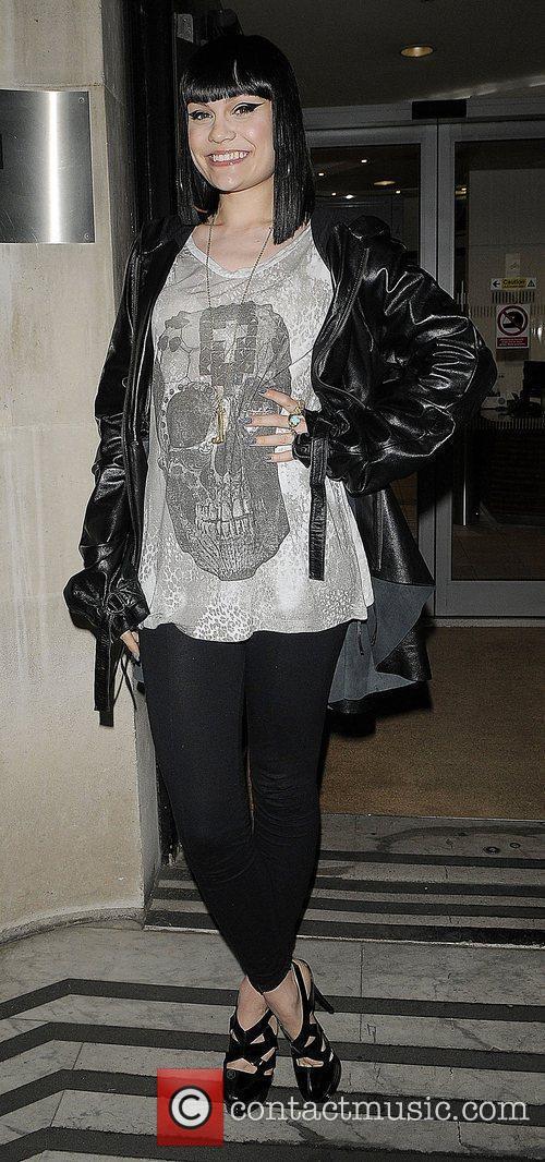 Singer Jessie J leaving BBC Radio 2 after...