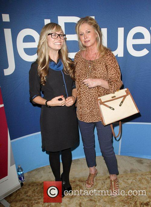 JetBlue and Nubar invite celebrities and VIP's for...