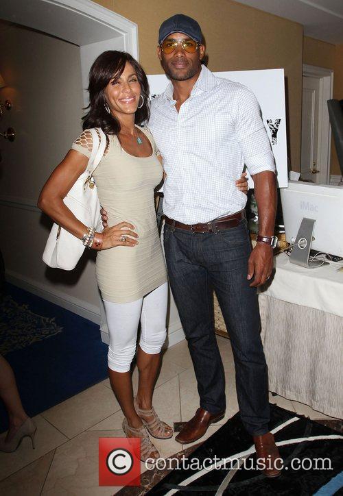 Nicole Ari Parker and Boris Kodjoe JetBlue and...