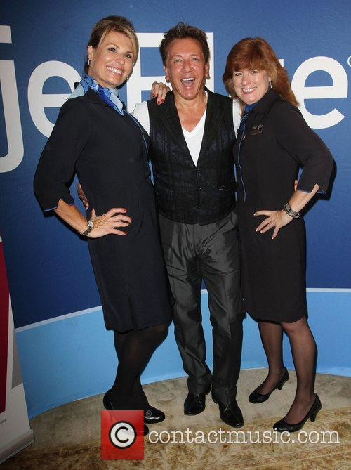 Ross King and Guests JetBlue and Nubar invite...