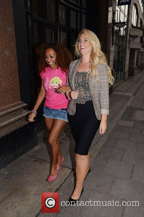 Josie Gibson And Danielle Brown 1