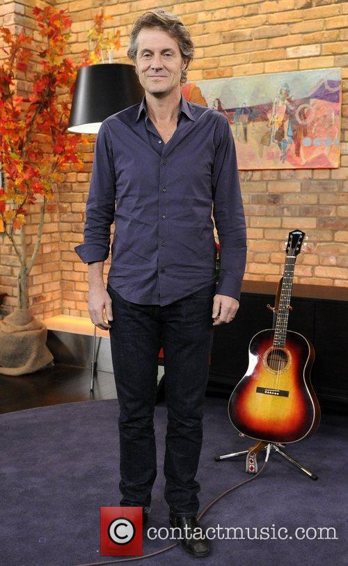 Jim Cuddy performs live on The Marilyn Denis...