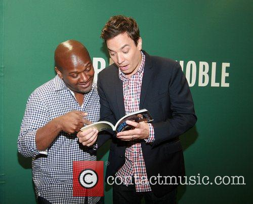 James Poyser of The Roots and Jimmy Fallon...