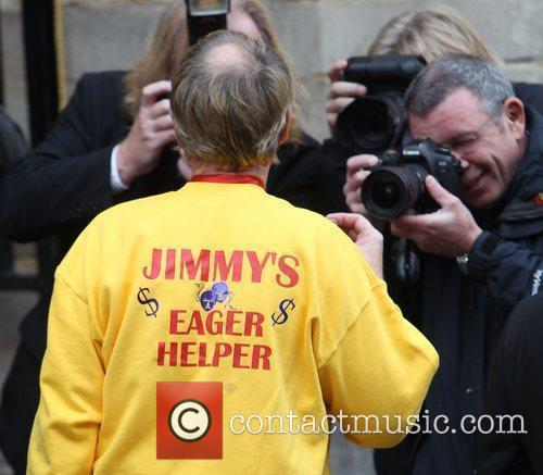 Jimmy Savile funeral