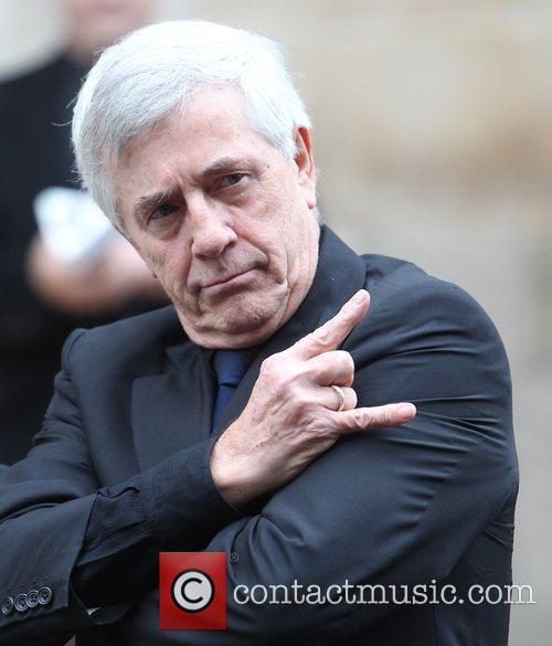 Tony Prince The funeral of Sir Jimmy Savile...
