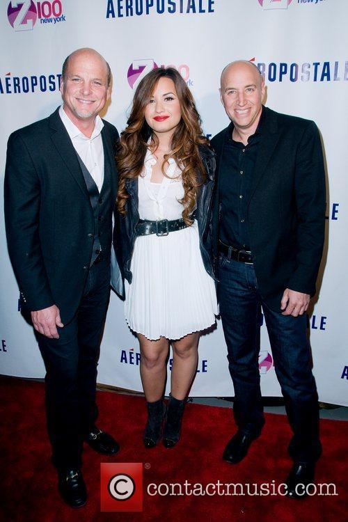 Thomas P. Johnson, Demi Lovato and Scott Birnbaum...