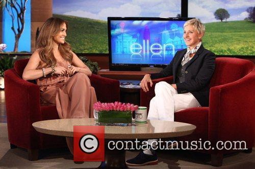 American Idol, Ellen Degeneres and Jennifer Lopez 1