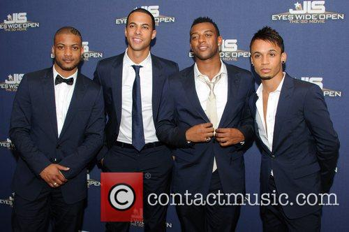 JLS - Eyes Wide Open, Special Screening at...