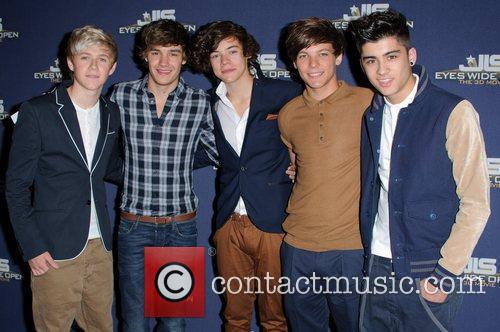 Niall Horan, Liam Payne, Harry Styles, Louis Tomkinson...