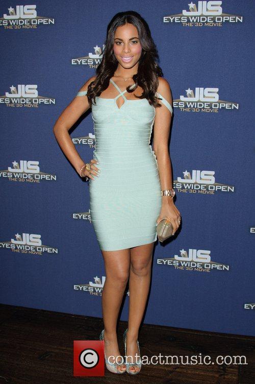 Rochelle Wiseman JLS - Eyes Wide Open, Special...
