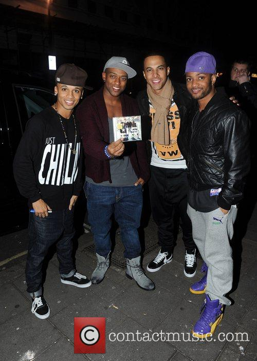 Aston Merrygold and Jonathan Gill 1