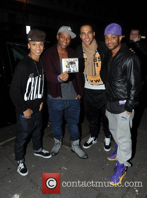 Aston Merrygold and Jonathan Gill 3