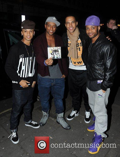 Aston Merrygold and Jonathan Gill 4