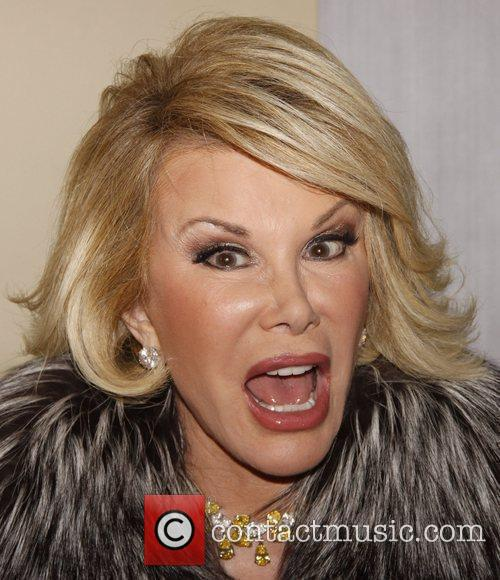Joan Rivers and Melissa Joan 11