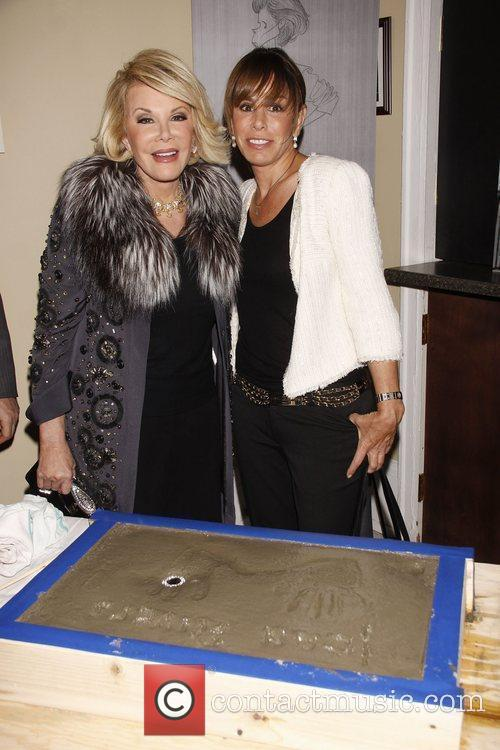 Joan Rivers and Melissa Rivers 8