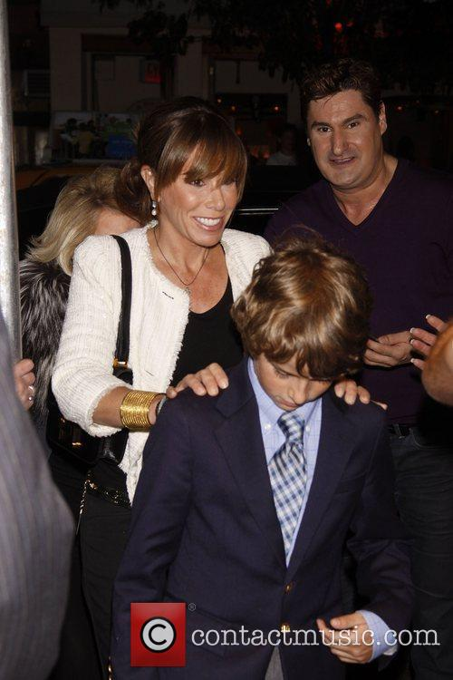 Melissa Rivers and Rob Shuter