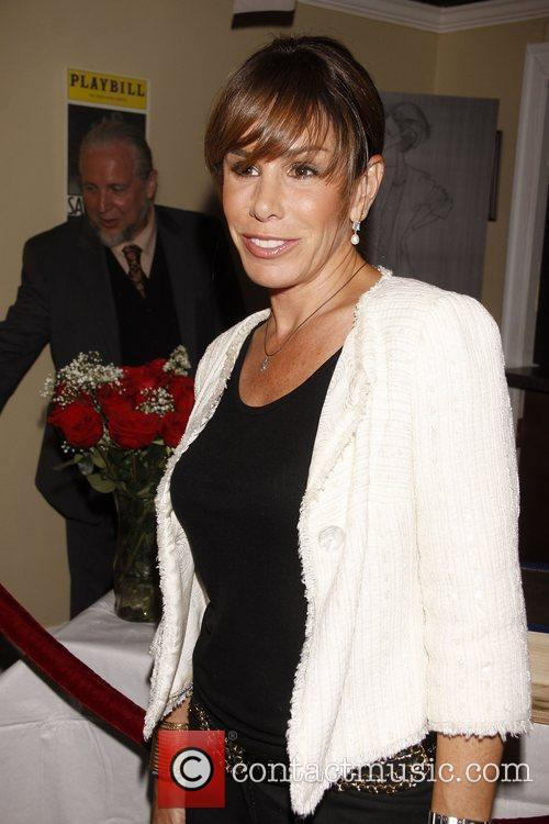 Melissa Rivers  Joan Rivers promotes the WE...