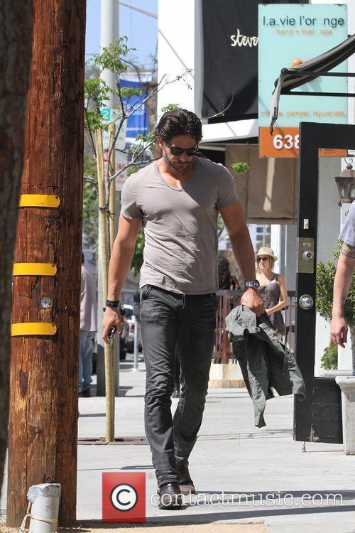Walking around Beverly Hills