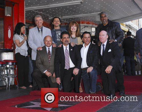 Dennis Franz, Andy Garcia and Joe Mantegna