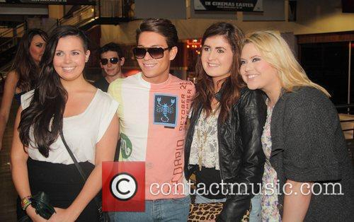 Joey Essex makes a personal appearance at The...