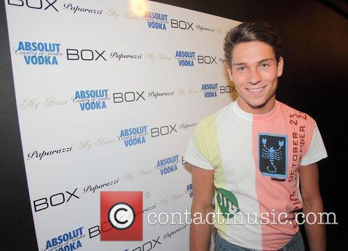 Makes a personal appearance at The Box nightclub