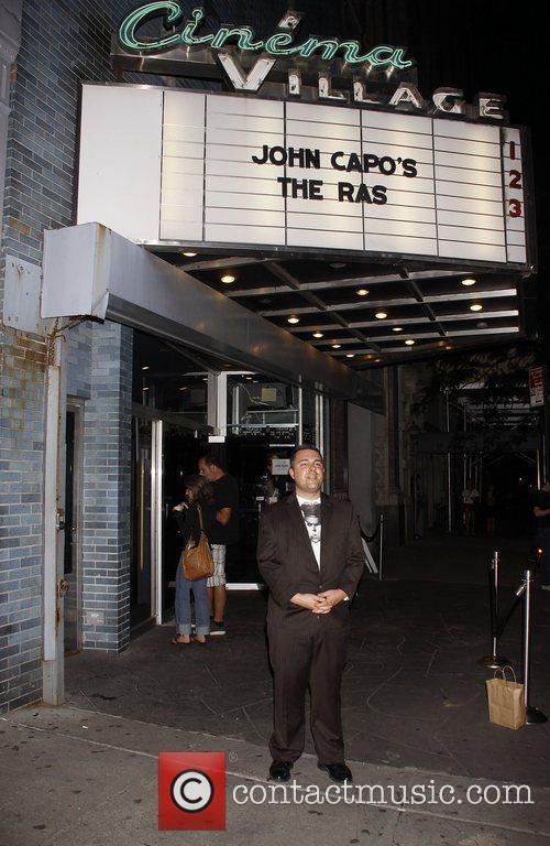 John Capo  Premiere of the web series...