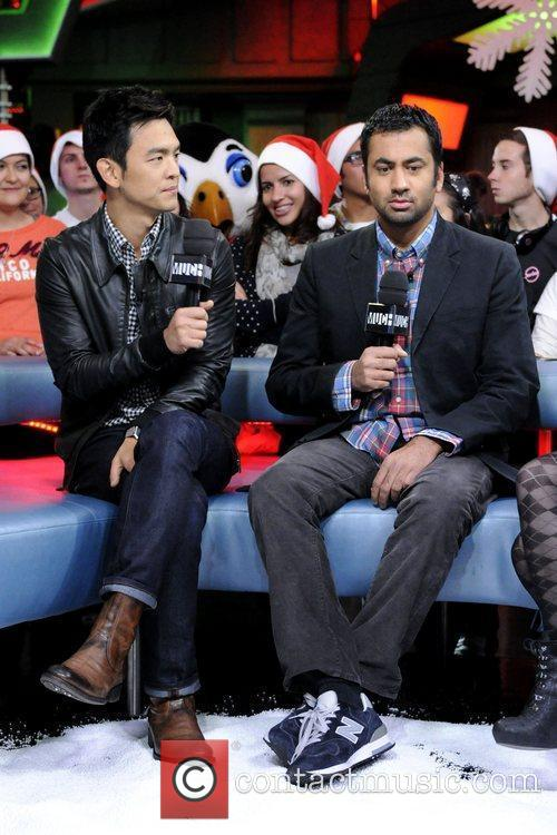 John Cho and Kal Penn