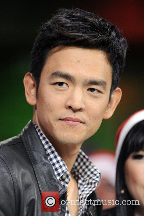 john cho appears on newmusiclive to promote 3566898