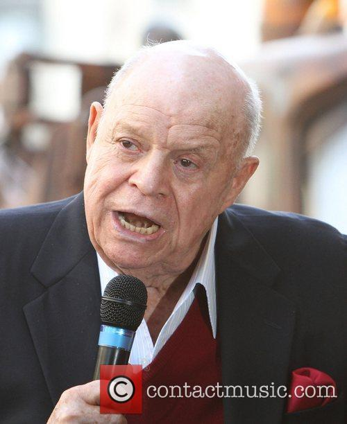 Don Rickles and Walk Of Fame 3