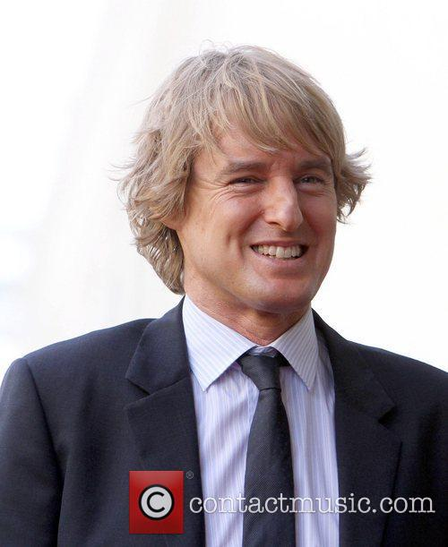 Owen Wilson and Walk Of Fame 5