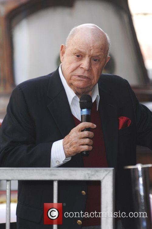 Don Rickles and Walk Of Fame 4