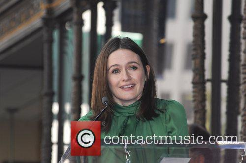 Emily Mortimer and Walk Of Fame 7