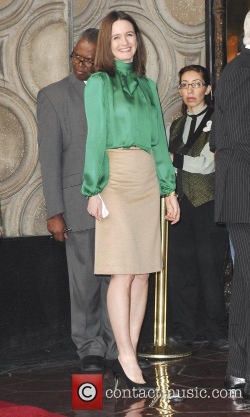 Emily Mortimer and Walk Of Fame 8