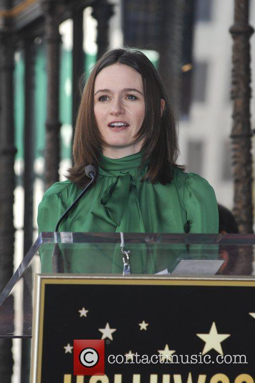 Emily Mortimer and Walk Of Fame 6