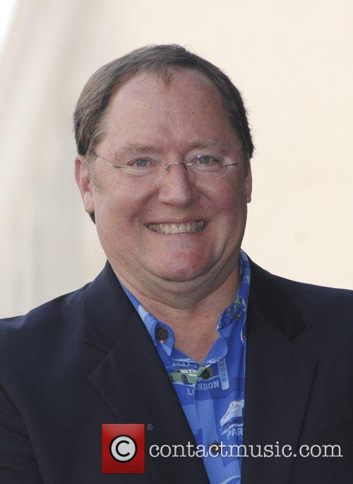 john lasseter honoured with a star on 3587854