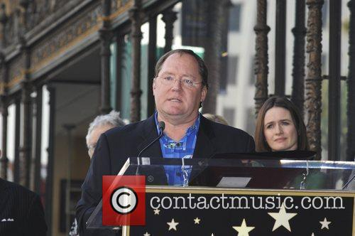 john lasseter honoured with a star on 3587875