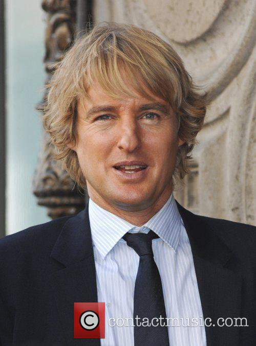 Owen Wilson and Walk Of Fame 8