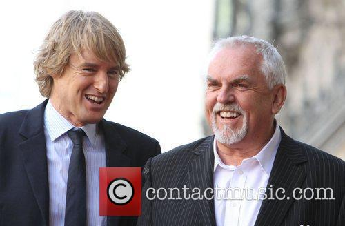 Owen Wilson, John Ratzenberger and Star On The Hollywood Walk Of Fame 10