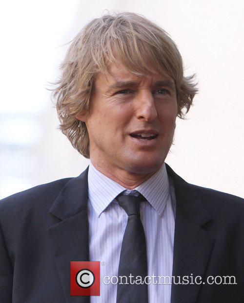 Owen Wilson, Star On The Hollywood Walk Of Fame