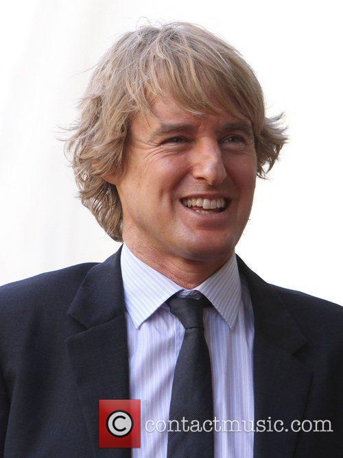Owen Wilson and Star On The Hollywood Walk Of Fame 11