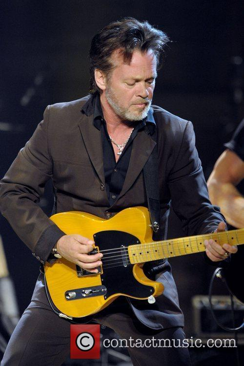 John Mellencamp performing during the 'No Better Than...