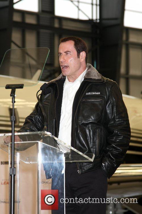 John Travolta and Burbank Airport 5