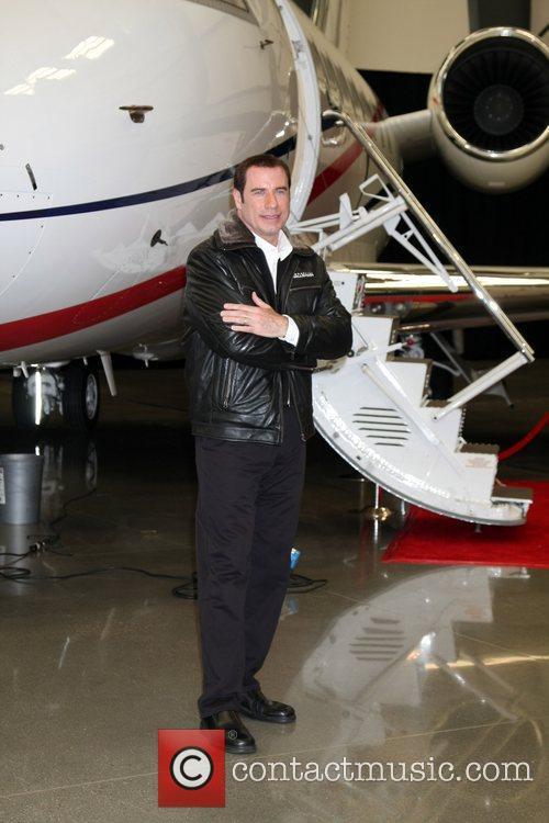 John Travolta and Burbank Airport 3