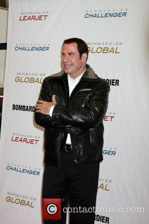 John Travolta and Burbank Airport 2