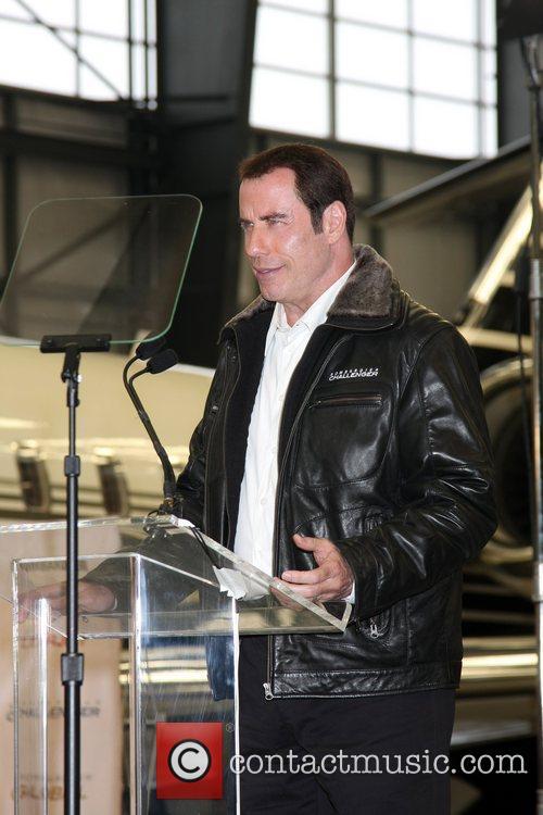 John Travolta and Burbank Airport 6