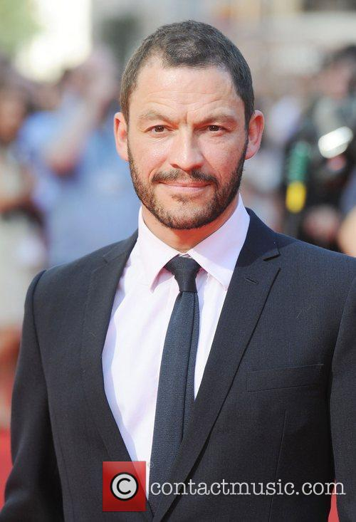 Dominic West, Johnny English and Empire Leicester Square 1